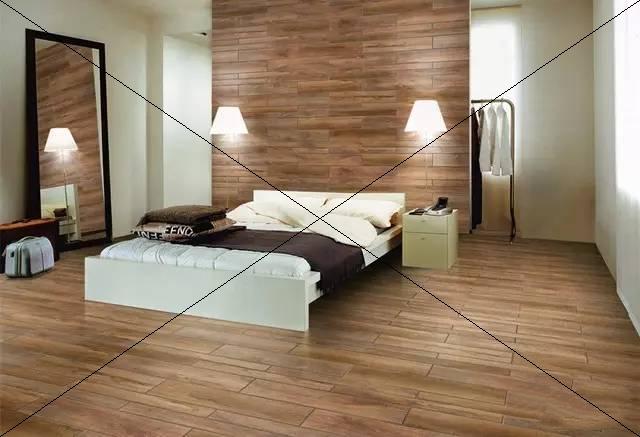 木纹砖卧室床头背景墙效果图1.jpg