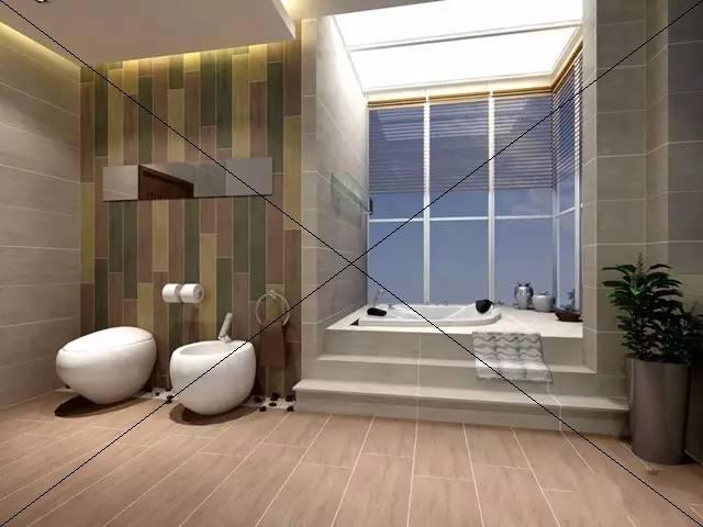 木纹砖背景墙效果图16.jpg