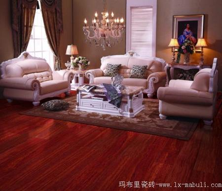 装修大学认为,木地板的美感,瓷砖的特性。装修铺贴简单快捷,不失为装修地砖的好选择!
